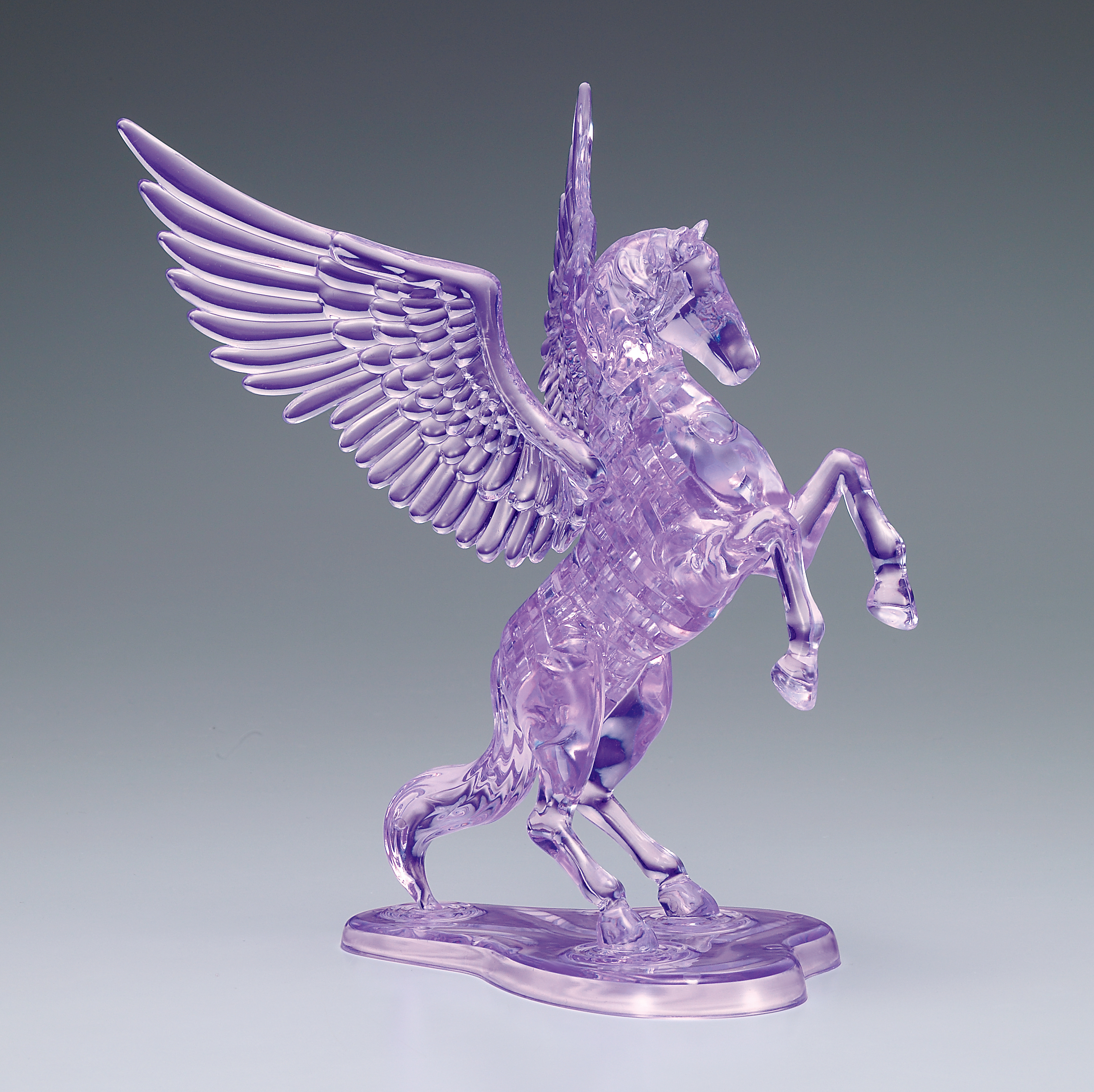 Flying Horse - Purple